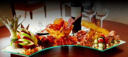 OVO restaurante, una de las propuestas que combina elegancia, una buena ubicación en el corazón de Punta del Este y un variado menú gourmet