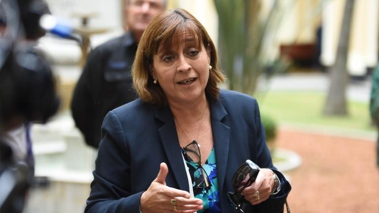 La jueza Marta Yáñez (Joaquin García Conde)