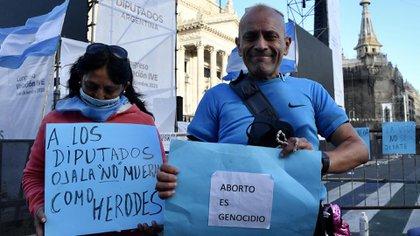 El Colegio de Abogados de la Ciudad de Buenos Aires se manifestó en contra de la legalización del aborto
