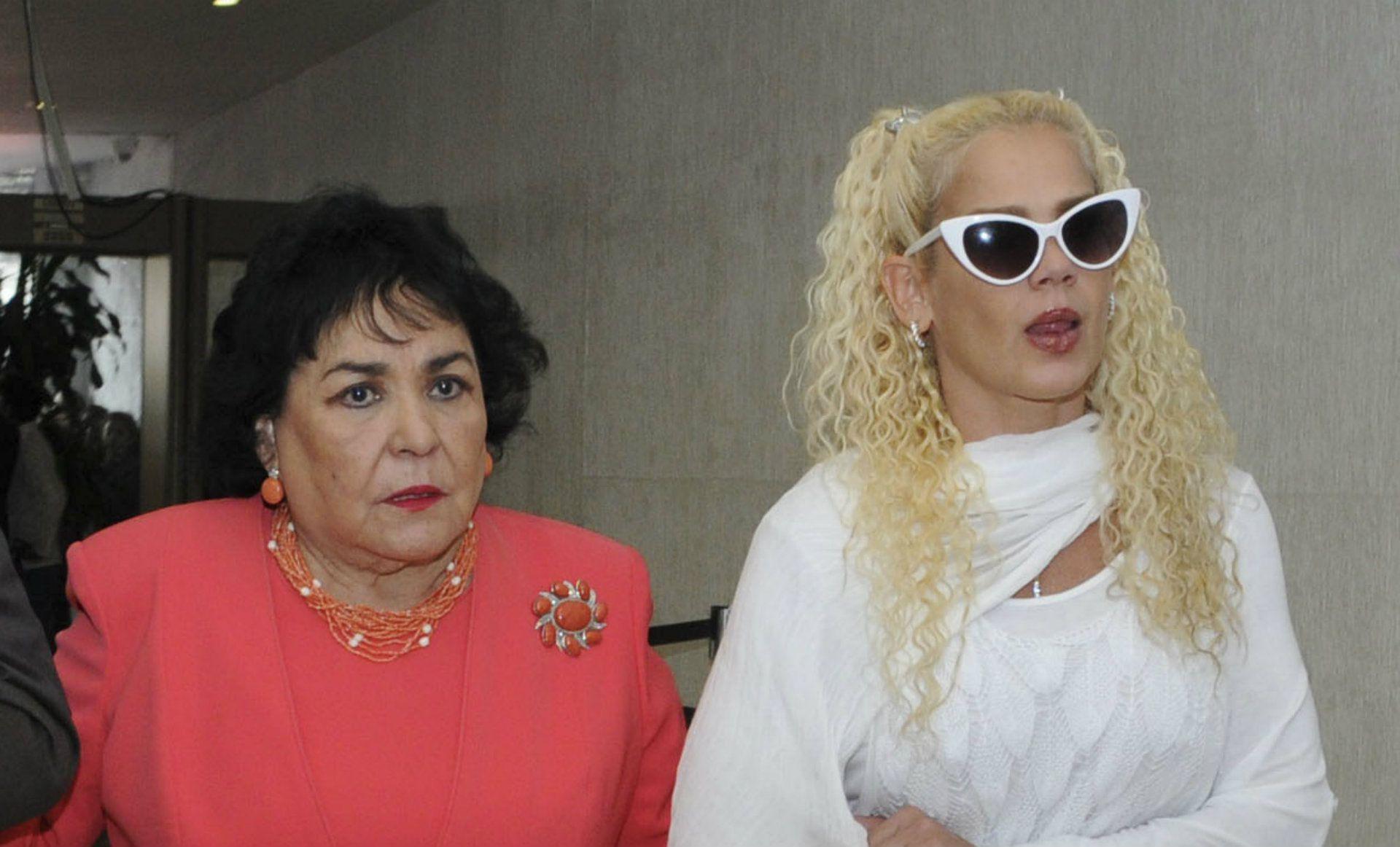 """En 2002, Niurka protagonizó la obra """"Aventurera"""" producida por Carmen Salinas (Foto: cuartoscuro.com)"""