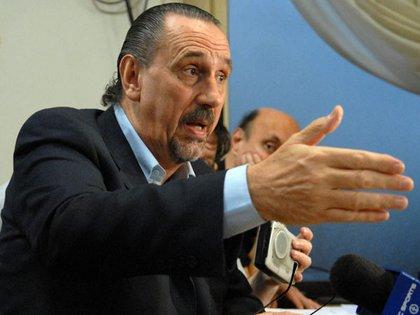 Guillermo Marconi, titular del Sindicato Argentino de Empleados y Obreros de la Enseñanza Privada