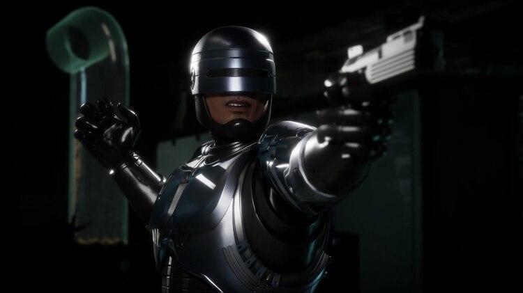 """Llega """"Mortal Kombat 11: Aftermath"""" e incluirá a Robocop - Infobae"""