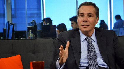 Alberto Nisman (Martín Rosenzveig)