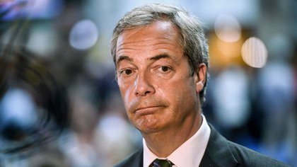 Nigel Farage (AFP)