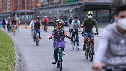 Bogotá tendrá ciclovía y parques este domingo 9 de mayo, pero con precauciones