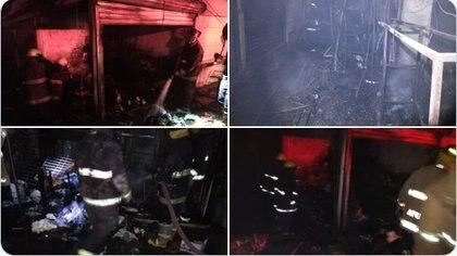 Terror en Acapulco: un comando incendió varios locales en el tradicional puerto de Guerrero
