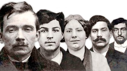 La banda Bonnot asoló París en la primera década del siglo XX
