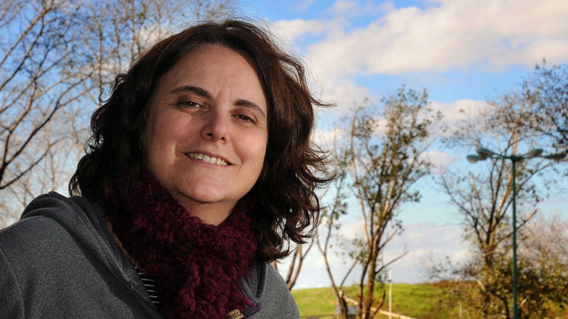 Carolina Vera es una científica argentina que estudia el cambio climático (Conicet)