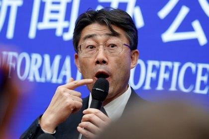 Gao Fu, director de los Centros de Control de Enfermedades de China (Reuters)
