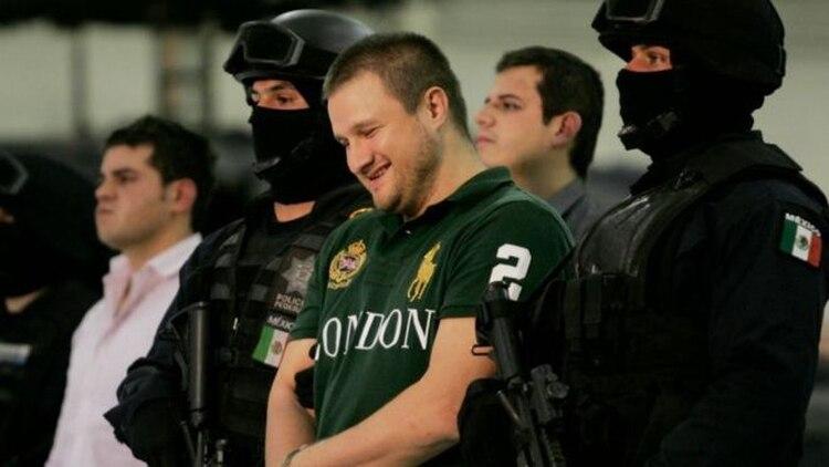 """El criminal traicionó a Arturo Beltrán Leyva, """"El Barbas"""" (Foto: AFP)"""