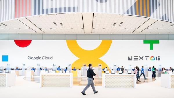El evento de Google Cloud comenzó hoy y se llevará a cabo hasta el 27 de julio