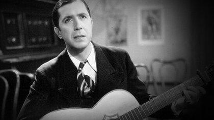 Carlos Gardel. (Foto: Archivo)