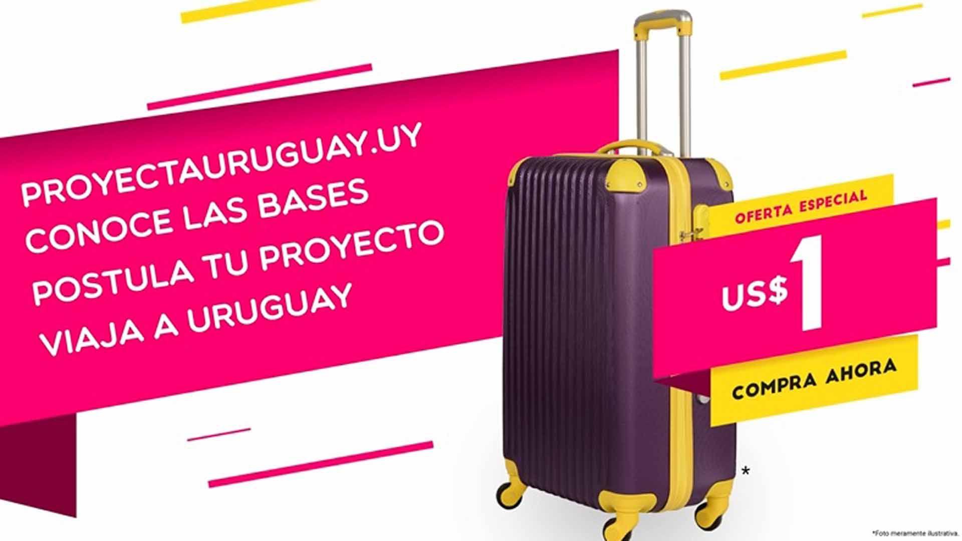 La oferta real para reclutar emprendimientos llevada adelante por Proyecta Uruguay