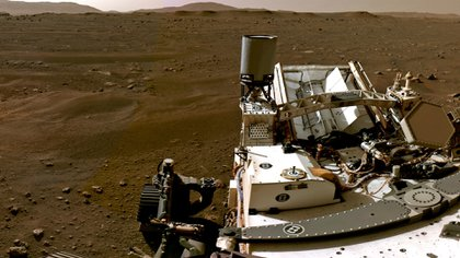 Perseverance: el rover de la Nasa fabricó oxígeno a partir del dióxido de carbono de Marte