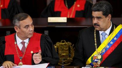 Gobierno venezolano rechaza acciones ilegales de EEUU contra presidente del TSJ