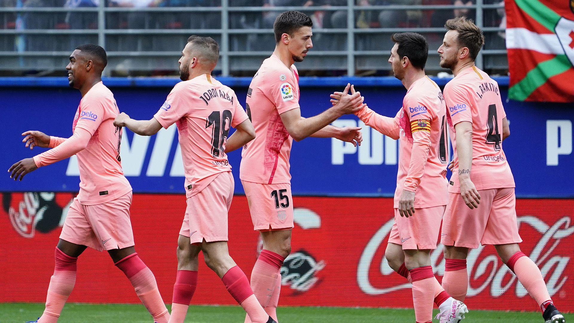 El Barcelona jugará este sábado la final de la Copa del Rey