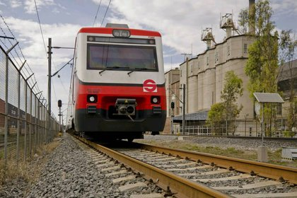 En el Estado de México se ampliará el Tren Suburbano desde Lechería y hasta el Aeropuerto Internacional Felipe Ángeles (Foto: Instagram/ trensuburbano)