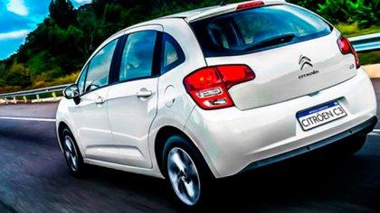 A tasa 0%, en pesos y cuotas se puede adquirir el Citroën C3