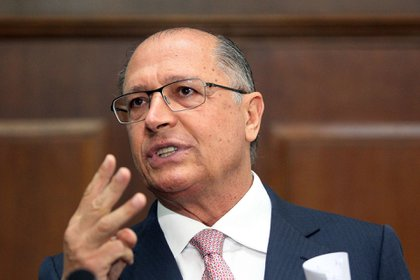 Geraldo Alckmin, el candidato del PSDB