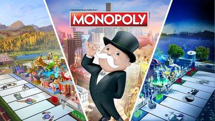 Monopoly, la versión virtual del clásico juego de mesa llegará a Stadia el 28 de abril.