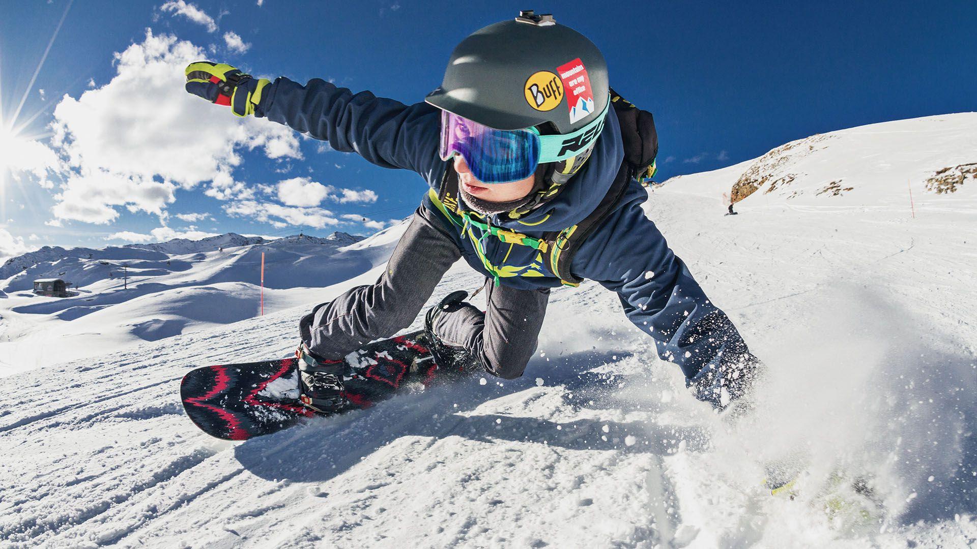 Bariloche, uno de los destinos más elegidos en vacaciones de invierno