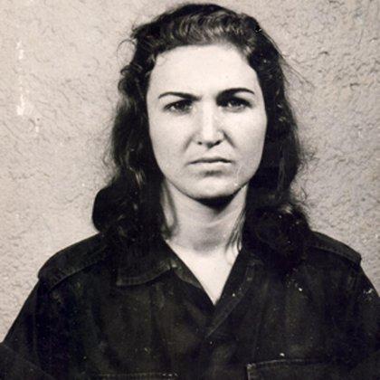 """Tamara Bunke, conocida como """"Tania la Guerrillera"""""""