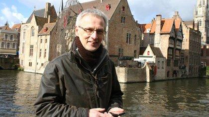 Alistair Currie, vocero de Population Matters