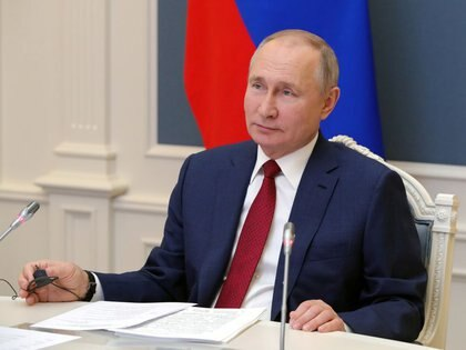 "Navalny aseguró que Putin será recordado como ""El Envenenador"" (Sputnik/Mikhail Klimentyev/Kremlin via REUTERS)"