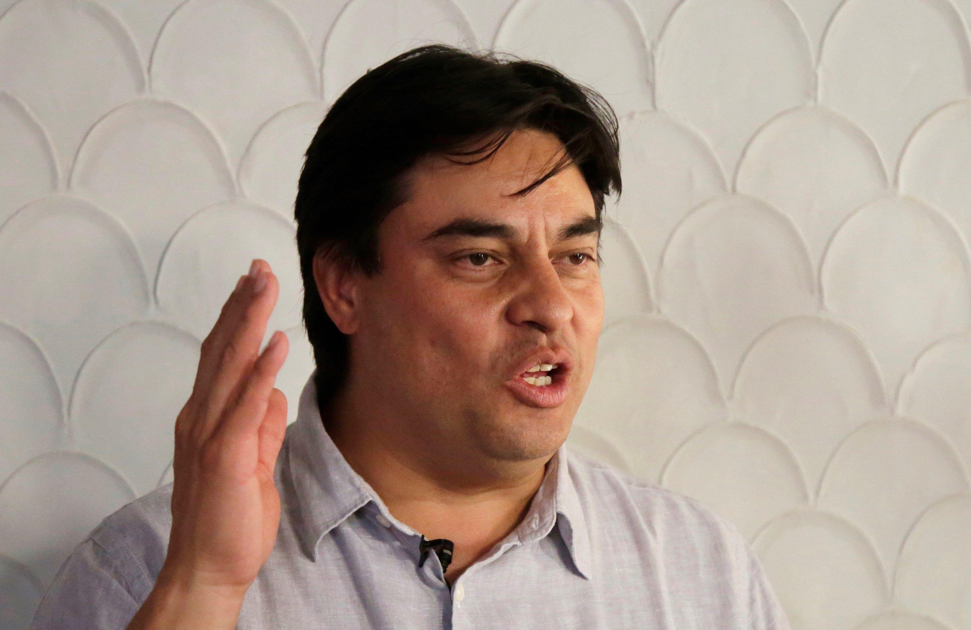 El director de Invest in Bogotá, Juan Gabriel Pérez. EFE/ RICARDO MALDONADO ROZO/Archivo