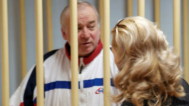 Sergei Skripal, un ex espía ruso que también fue espía del gobierno británico, y su hija fueron víctimas de un ataque con un agente nervioso en Inglaterra. (Foto: Reuters)