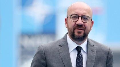 Charles Michel, primer ministro belga desde 2014 (AFP)