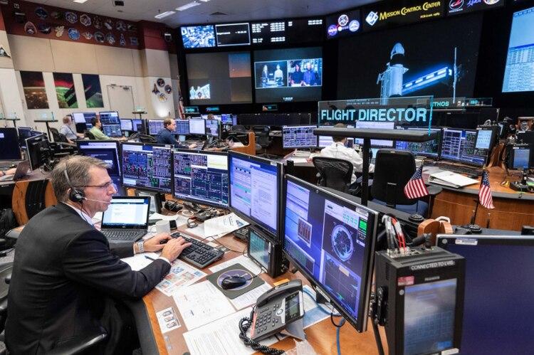 """Con este vuelo de prueba inicia, según la NASA, """"una nueva era en los vuelos espaciales"""" (Foto: Twitter @NASA)"""