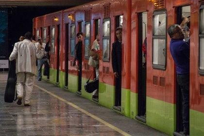 Metro CDMX (Foto: Cuartoscuro)