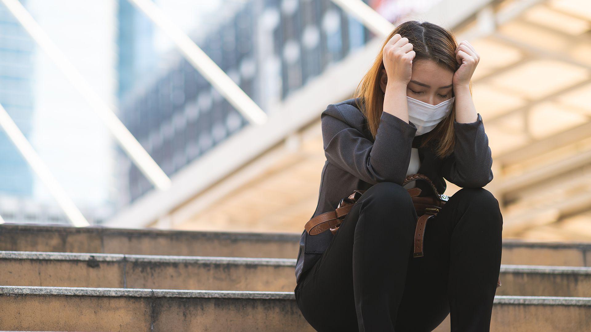 estrés pandemia