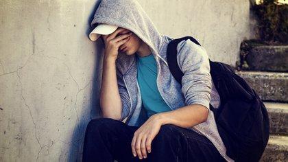 La pandemia por COVID-19 ha tenido un efecto marcado en la salud mental de las personas, especialmente en los jóvenes (Shutterstock.com)