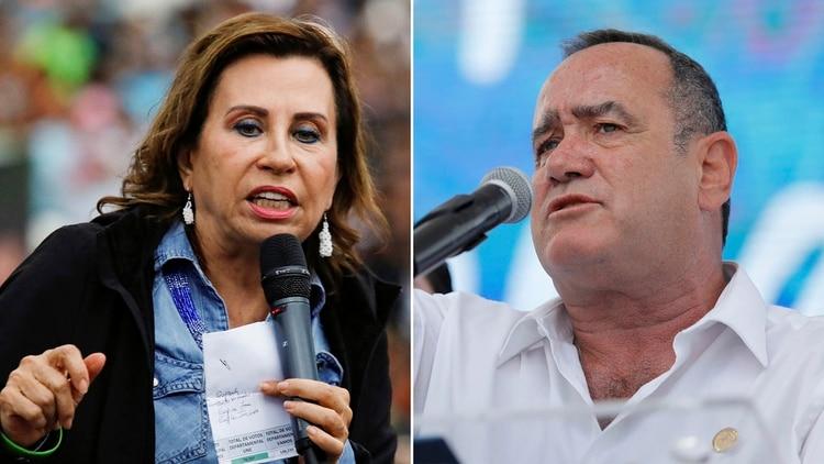 Torres y Giammettei (Reuters)
