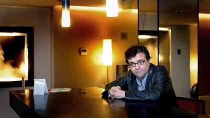 Javier Cercas (Nicolás Stulberg)