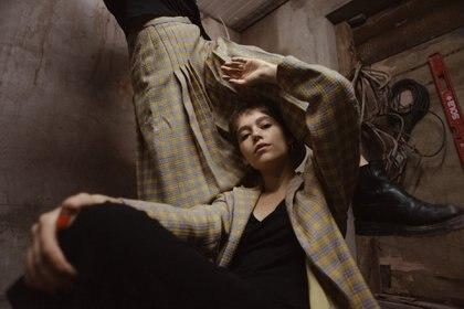 La actriz vive sola, está soltera y disfruta de salidas con amigos (Valentino Calcagno)