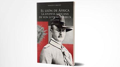 """""""El León de África"""", de Ignacio F. Bracht, publicado por Maizal Ediciones"""