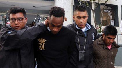 Renato Ibarra fue detenido el  5 de marzo por presuntas agreciones a su familia (Foto: Cuartoscuro)