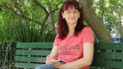 Romina Rizzaro tiene 41 años y cuenta su historia públicamente por primera vez