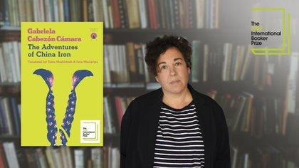 """""""Las aventuras de la China Iron"""" está nominada al Booker Prize"""