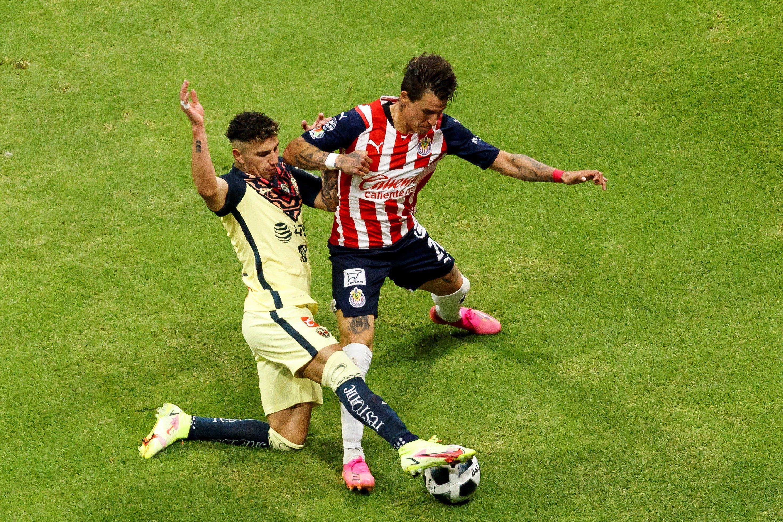 Ambos equipos se mantienen como los dos equipos más populares de México (Foto: José Méndez/EFE)