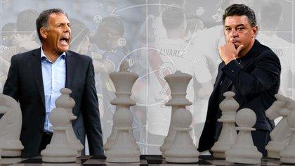 Boca vs. River, la batalla táctica: cómo llegan los equipos de Russo y Gallardo a un nuevo capítulo del Superclásico