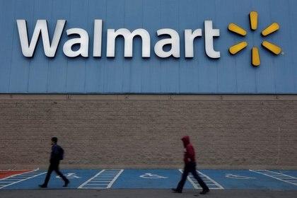 Foto de archivo. El logo de Walmart en una tienda. Foto: REUTERS/Daniel Becerril