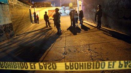 El índice de homicidios se incrementó en los primeros meses del año. (Foto: Cuartoscuro)