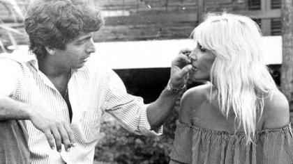 Corría la década del 80 y Susana Giménez y Ricardo Darín eran una de las parejas más famosas y convocantes del espectáculo