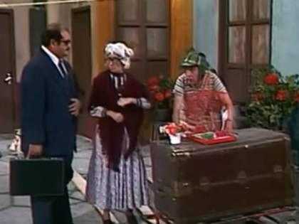 """""""El Chavo del 8"""" comenzó a emitirse en 1971 (Captura YouTube)"""