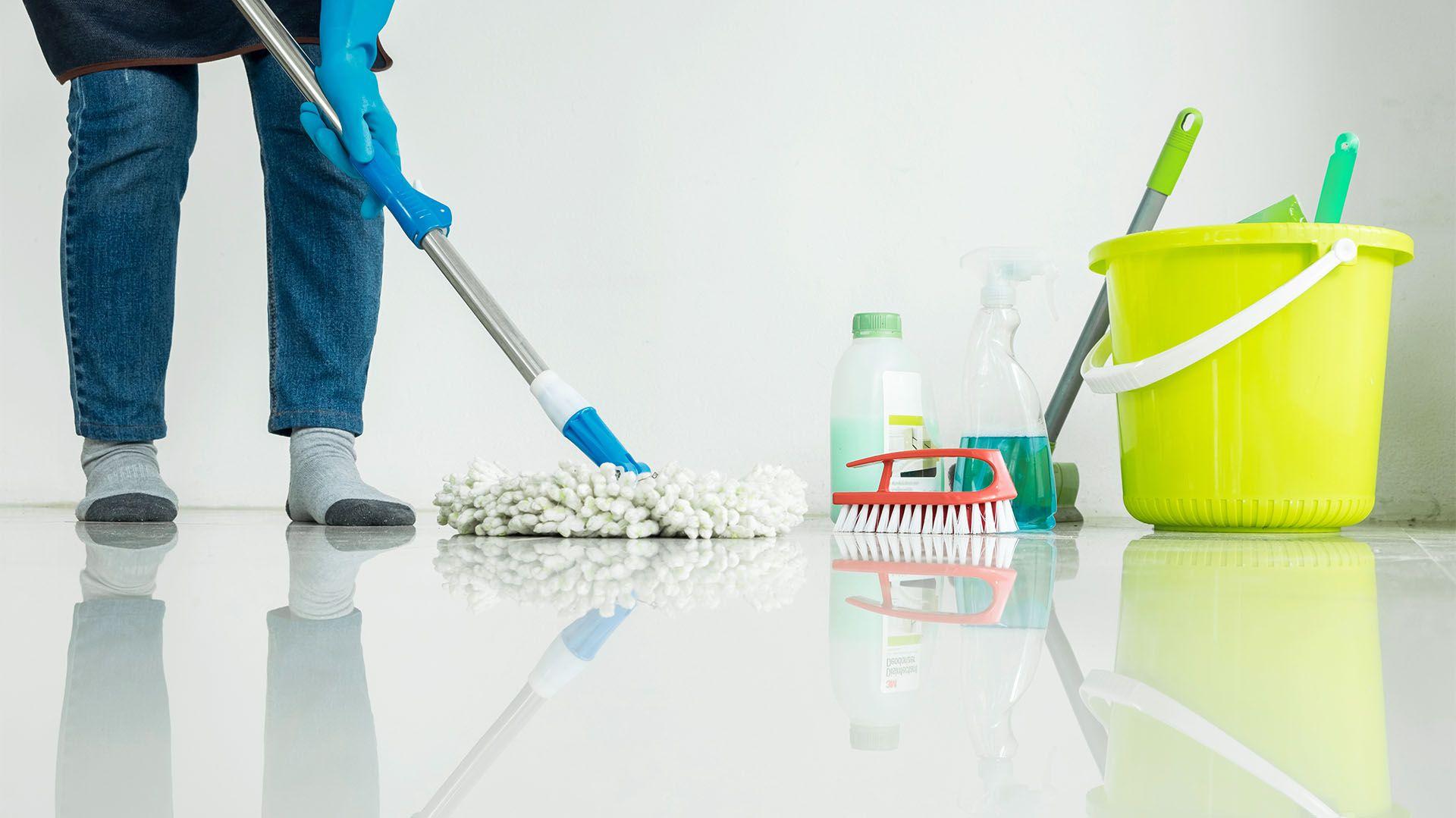 En la Ciudad de Buenos Aires se calcula que hay 70.000 trabajadoras de casas particulares. Se evalúa que un 30% está en blanco y el resto en negro (Shutterstock)