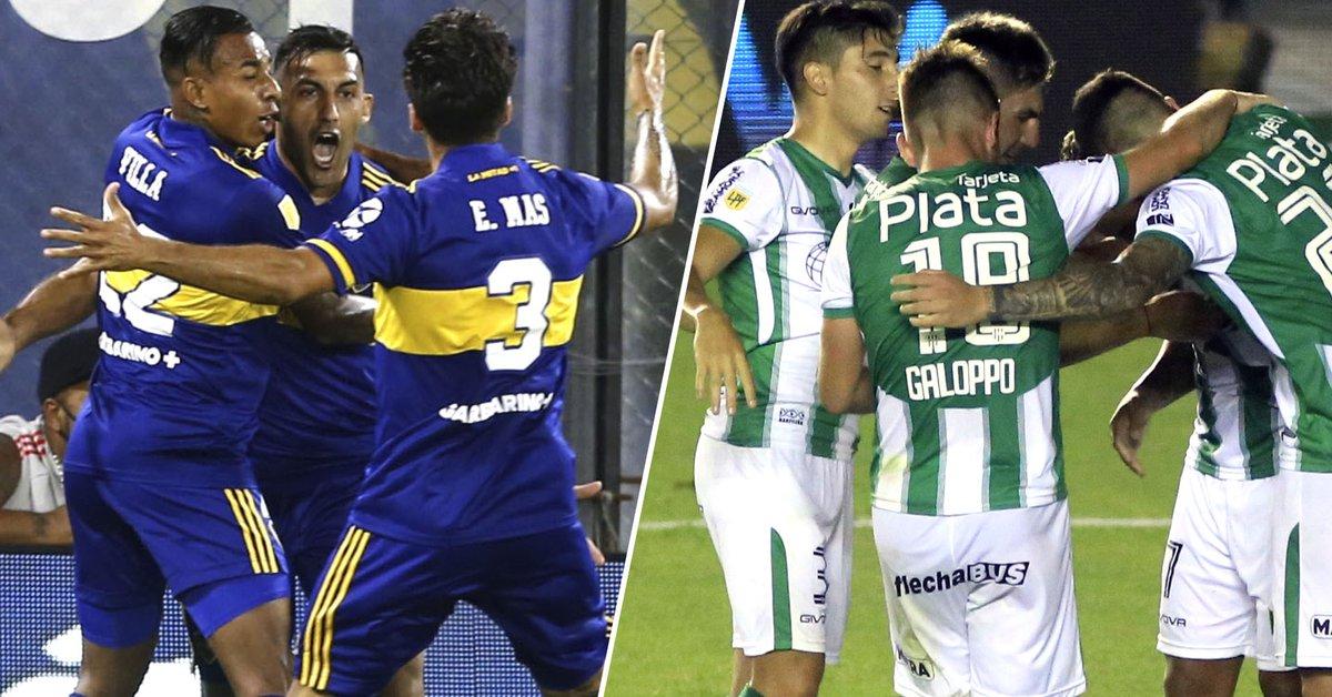 Boca y Banfield van por la gloria en la final de la Copa Maradona: hora, TV y formaciones  - Infobae